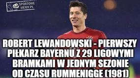 Bayern Monachium mistrzem Niemiec. Memy po meczu z Ingolstadt