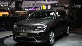 Jeep Grand Cherokee (Genewa 2013)