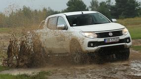 Fiat Fullback – pikap włosko-japoński | TEST