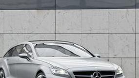 Pekin 2010: Mercedes-Benz Shooting Break Concept - nowy CLS jako sportowe kombi