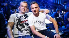 Znani na gali Polsat Boxing Night 7