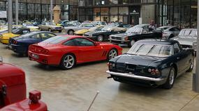 Garaż marzeń – Classic Remise Düsseldorf