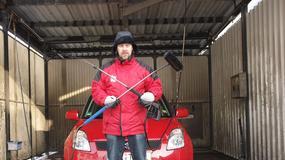 Radzimy gdzie i jak umyć auto zimą