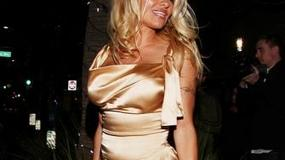 """Pamela Anderson na na imprezie promującej autobiografię twórcy """"Playboya"""""""