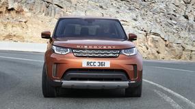 Nowy Land Rover Discovery od 236 200 zł