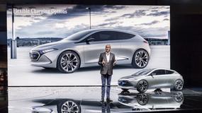 IAA Frankfurt 2017: Mercedes-Benz zaprezentował pierwszy elektryczny Concept EQA