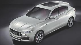 Levante – pierwszy SUV Maserati z sercem Ferrari