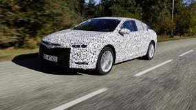 Opel Insignia Grand Sport - nowa wielka Insignia
