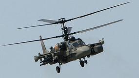 Ka-52 Aligator: ciężki rosyjski bojowy śmigłowiec dowodzenia