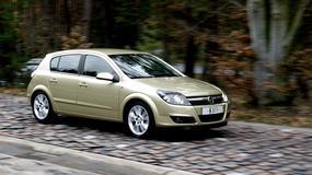 Opel Astra III: lepszy benzyniak 1.6 czy diesel 1.7?
