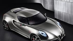 Alfa Romeo 4C to broń Sergio Marcionne