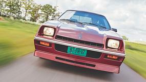 Shelby Charger Turbo - duża moc za garść dolarów