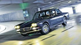Maserati Quattroporte I - najszybsza limuzyna