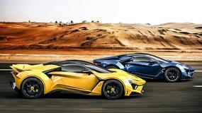 10 najszybszych aut, którymi pokonasz magiczną granicę 400 km/h