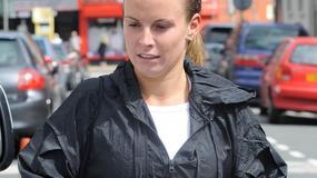 Coleen Rooney bez makijażu