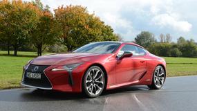 Lexus LC 500h – wspaniałe coupe, tylko po co ten prąd | TEST