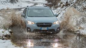 Subaru XV 2.0 Lineatronic: dobre na asfalcie, dzielne w terenie
