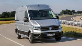 Volkswagen Crafter - dostawczak 2.0 z Polski | TEST