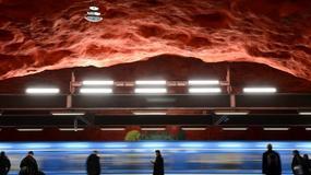 Najpiękniejsze metro na świecie?
