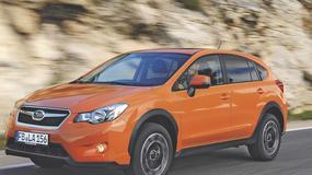 Subaru XV: Impreza w terenie