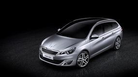 Peugeot prezentuje nowy model 308 SW