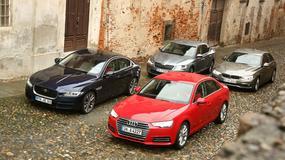Chwila prawdy dla Audi A4