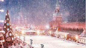 SNEŽNA BAJKA Možete li da zamislite romantičniji grad zimi?