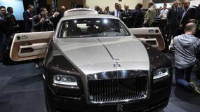 Rolls Royce Wraith oficjalnie