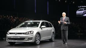VW Golf Variant: mały Passat