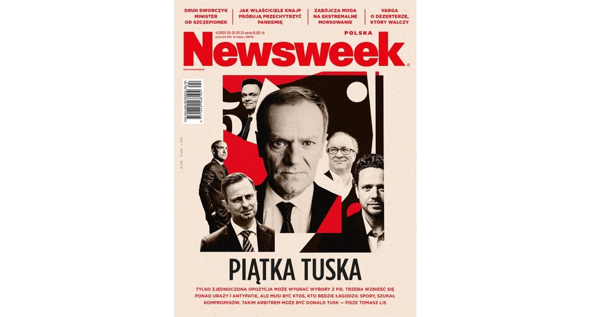 W najnowszym Newsweeku 4/2021