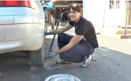 Mira uživa u svom poslu
