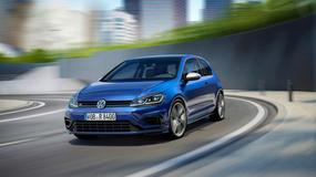 VW Golf R po liftingu przyspiesza do setki w 4,6 s