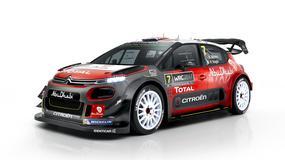 Citroën C3 WRC zadebiutuje w Monte Carlo
