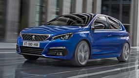 Peugeot 308 po liftingu i z nowymi silnikami
