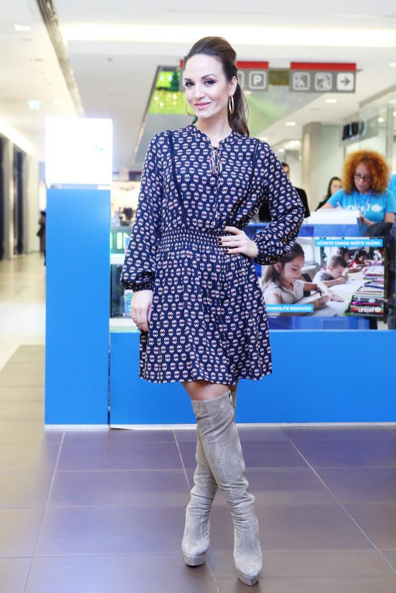 Jelena Tomašević se prisetila svog GLUMAČKOG ISKUSTVA: Imala je veliku tremu...