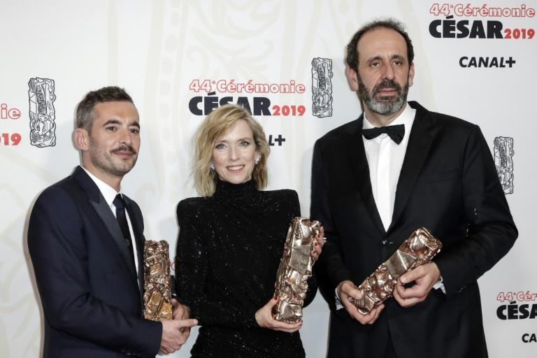 'Custody' wins big at French film awards