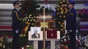 Uroczystości pogrzebowe posła Rafała Wójcikowskiego