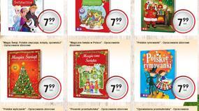 Biedronka na Mikołajki. Książki dla dzieci w super cenach