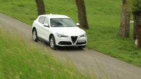 Alfa Romeo Stelvio 2.2 TD AWD Q4 - źródło silnych emocji