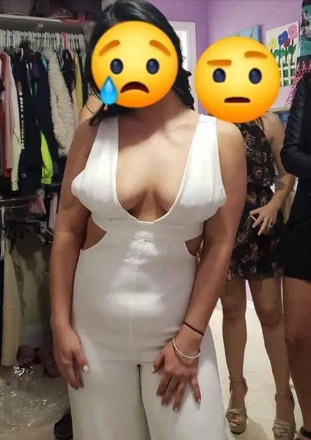 Mlada je bila zadovoljna svojim izborom dok se slike nisu pojavile na Fejsbuku