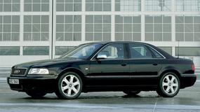Jak zmieniało się Audi A8 - galeria wszystkich generacji