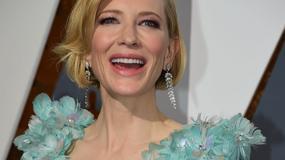 Oscary 2016: Cate Blanchett w zjawiskowej sukni w kwiaty
