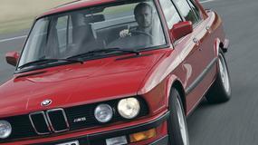 BMW M5 - Tak sportowe potrafią być limuzyny