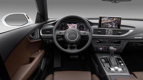 Audi: mapy można aktualizować przez internet. Także w trakcie jazdy.