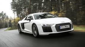 Audi R8 V10 Plus - potwór na co dzień