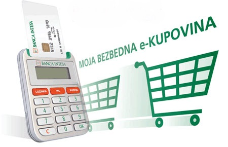 Kupujte brzo i lako uz e-kupovinu banka Intese, foto: ustupljena fotografija/Banca Intesa