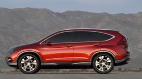 Taka będzie nowa Honda CR-V