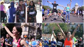 BEOGRADSKI SUPERHEROJI Eksplozija optimizma na fenomenalnim fotografijama s maratona