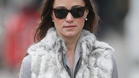 Pippa Middleton w najmodniejszym dodatku tego sezonu