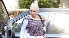 Gwen Stefani w drodze do kościoła. Jak ona się ubrała?!